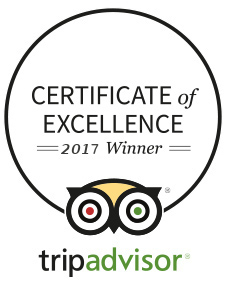 Certificate of excellance 2017