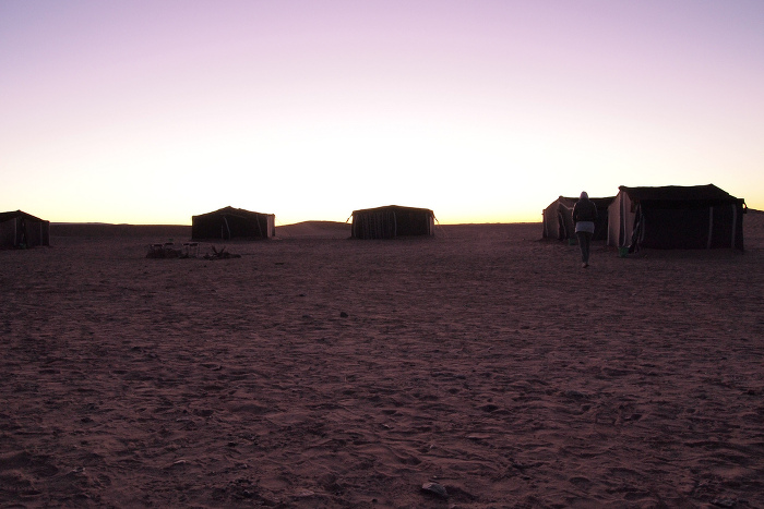 Erg Chigaga Luxury Desert Camp