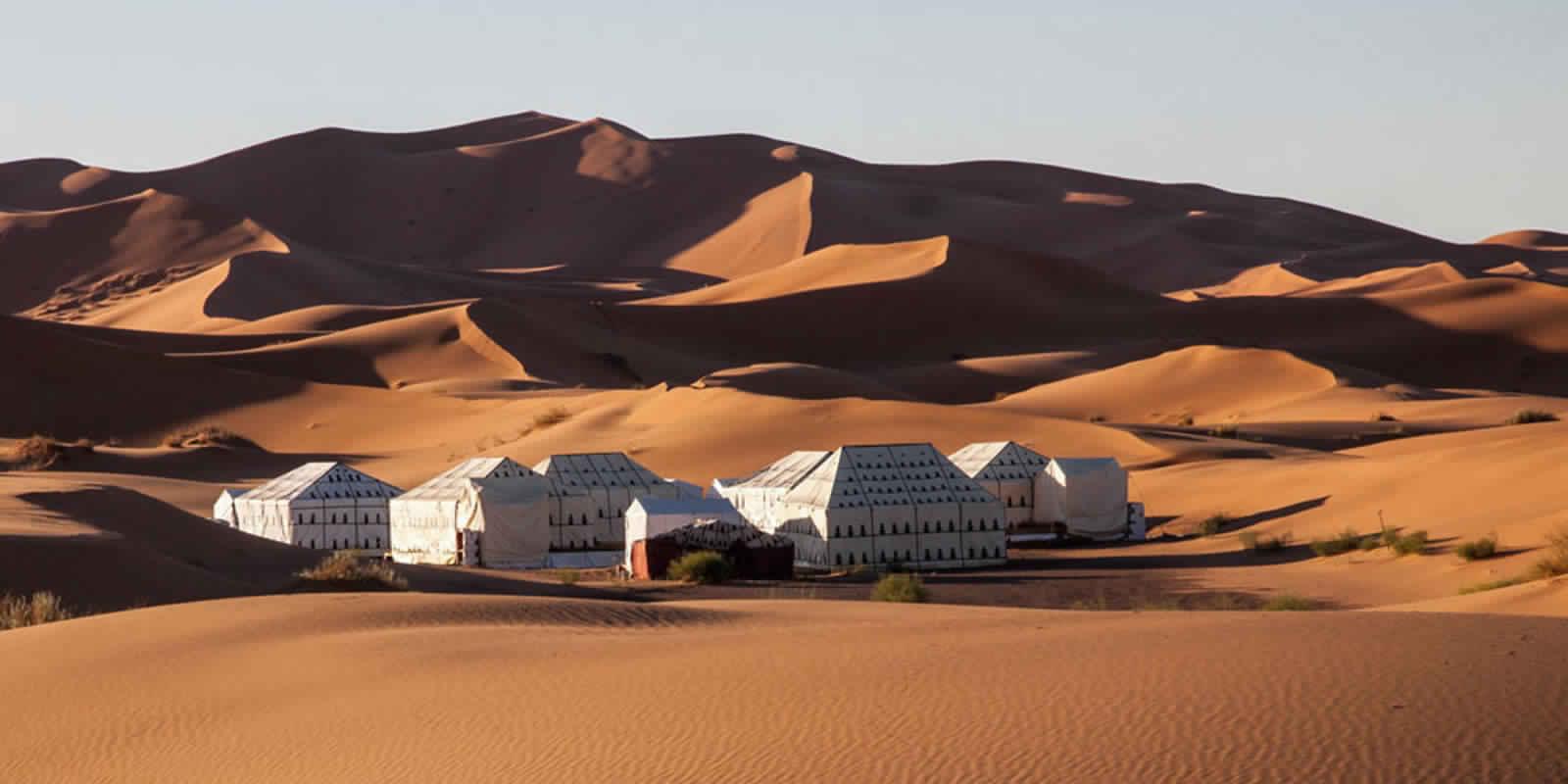 Erg Chebbi Desert Camps Top Desert