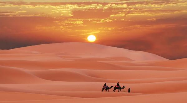 Casablanca Desert Tour To Erg Chigaga Dunes