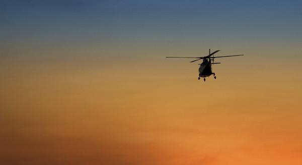 Sahara Desert Helicopter Tour