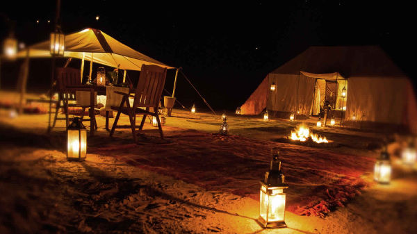 Erg Chigaga Luxury Desert Camp Tour From Casablanca