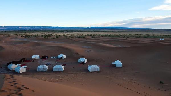 Erg Chigaga Luxury Desert Camp Tour From Essaouira To Marrakech