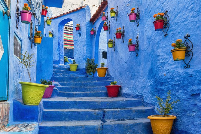 Fes to Chefchaouen Private Transfer