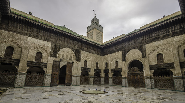 Fes Guided City Tour Half Day