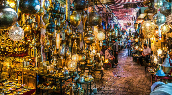 Marrakech Guided City Tour Full Day