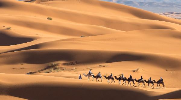 Marrakech To Agadir Desert Tour Via Erg Chigaga Dunes