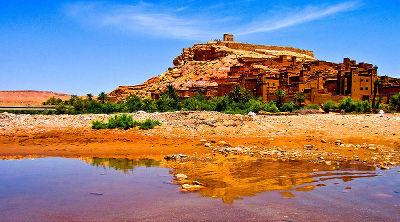 Marrakech To Ait Benhaddou Kasbah Day Trip