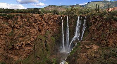 Marrakech To Ouzoud Waterfalls Day Trip