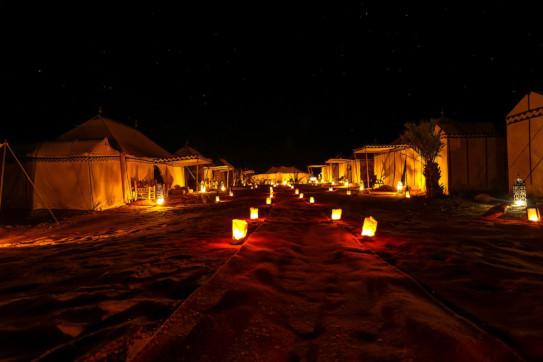 New Year's Eve 2020 in Erg Chebbi Dunes And Merzouga Desert