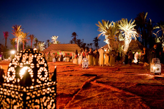 New Year's Eve 2021 in Erg Chigaga Desert